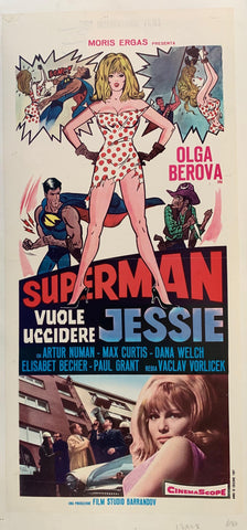 Superman Jessie