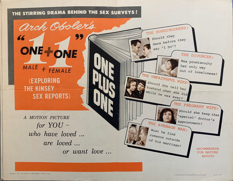 One Plus One Film Poster