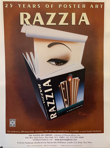 Razzia 25 Years of Poster Art