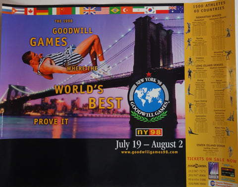 The 1998 Goodwill Games