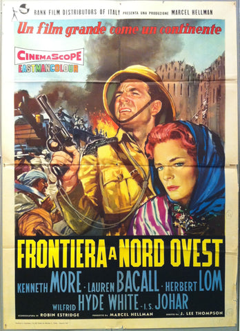 Frontiera A Nord Ovest
