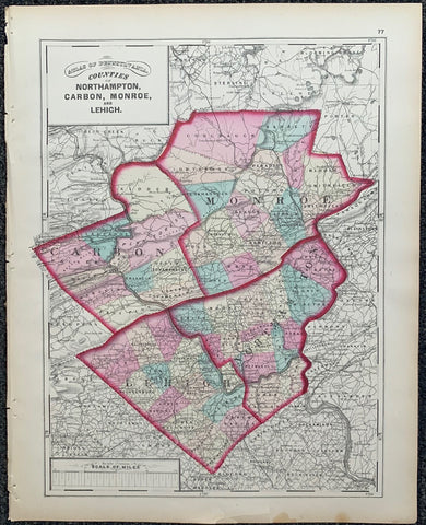 Atlas of Pennsylvania 17