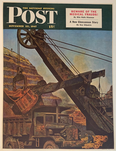 The Saturday Evening Post - November 22 1947