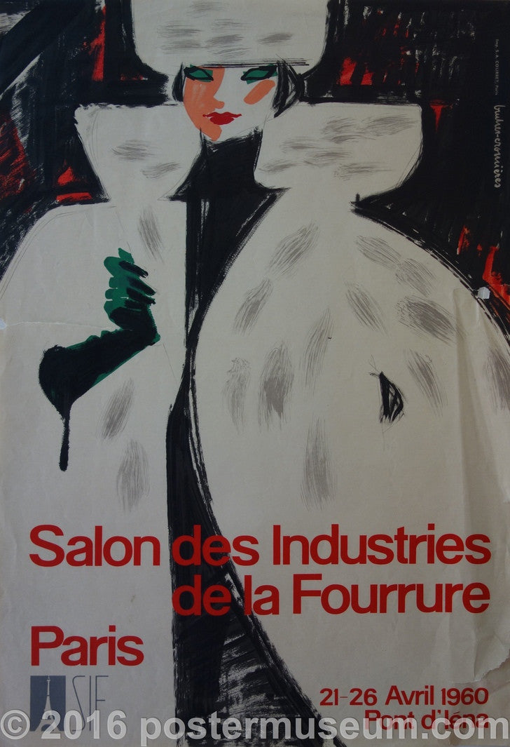 Salon Des Industries De La Fourrure