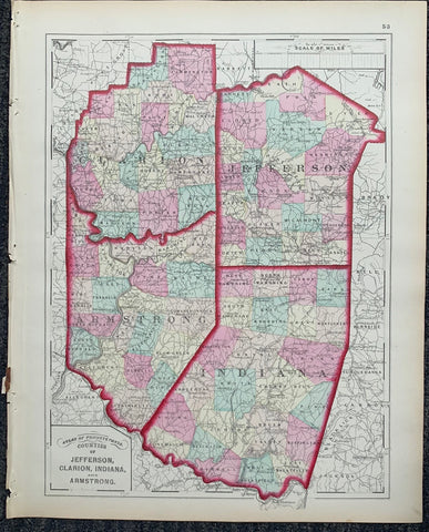 Atlas of Pennsylvania 4