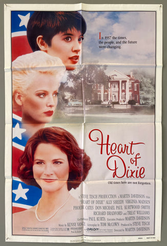 Heart of Dixie -- Old times here are not forgotten.