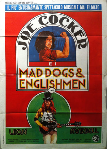 Joe Cocker Mad Dogs & Englishmen