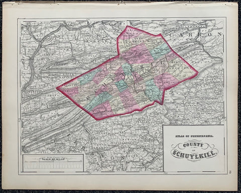 Atlas of Pennsylvania 16