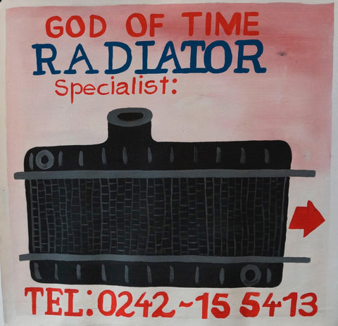 God of Time Radiator Specialist