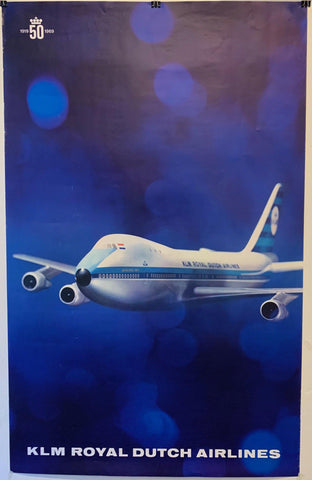 KLM Royal Dutch Airlines - Poster Museum
