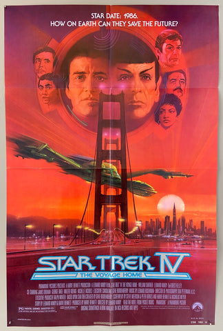Star Trek IV -- The Voyage Home