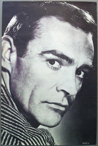 Sean Connery Portrait