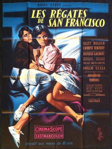 Les Regates De San Francisco