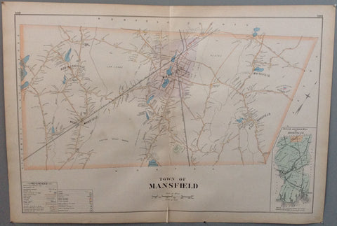 Town of Mansfield