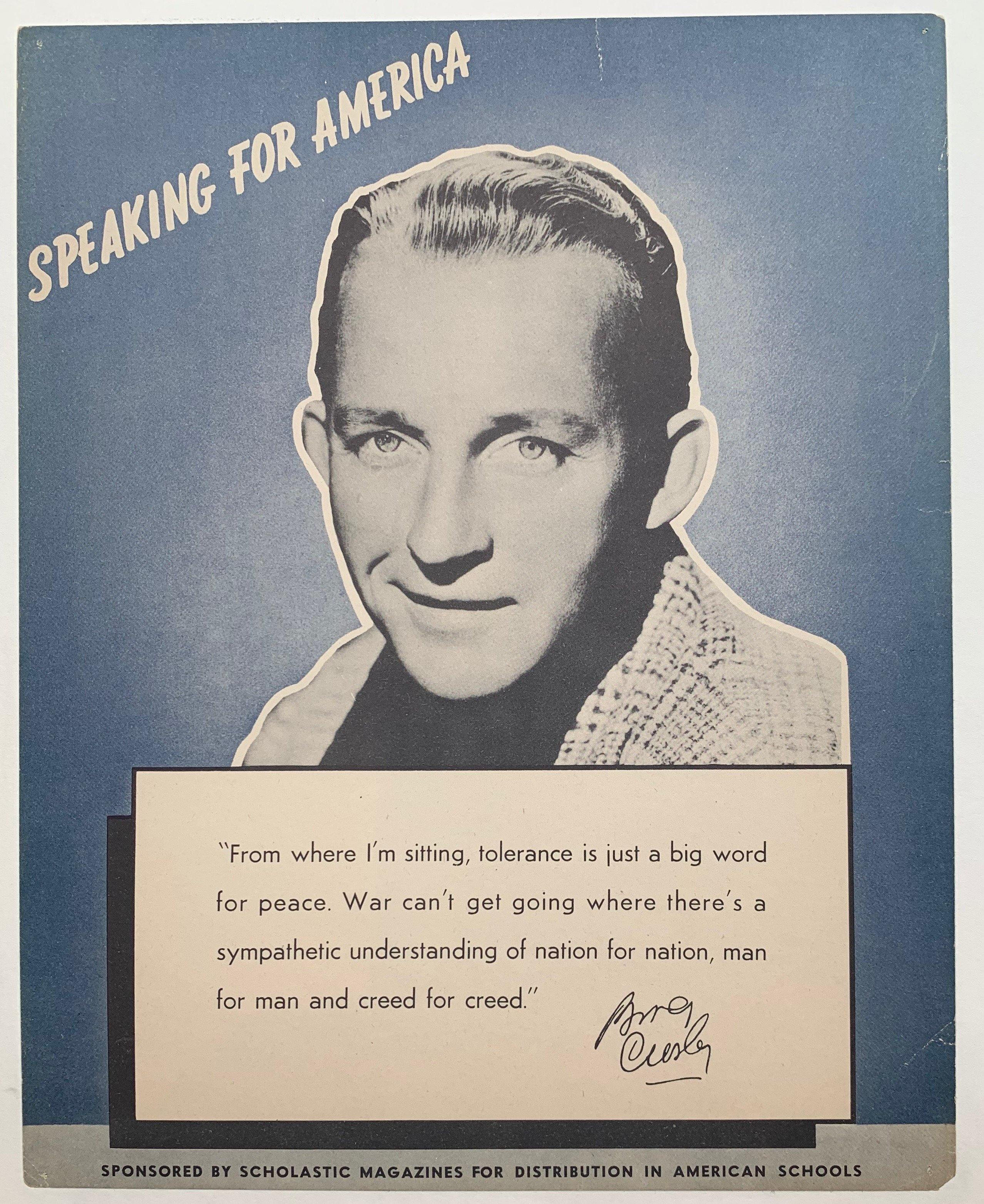 Speaking for America - Poster Museum