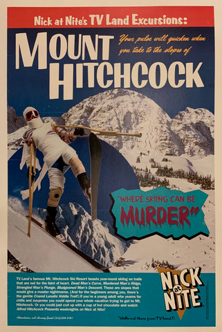 Mount Hitchcock Poster