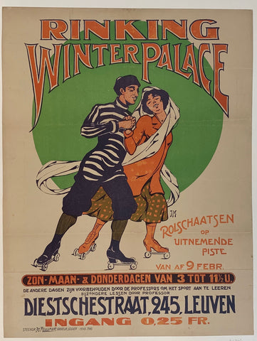 Rinking Winter Palace