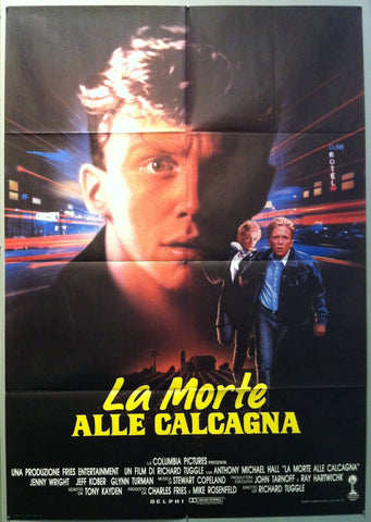 La Morte Alle Calcagna
