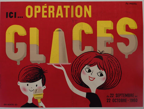 Ici... Operation Glaces