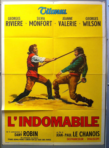L'indomabile