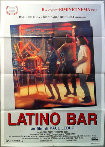 Latino Bar