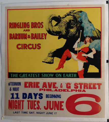 Ringling Bros and Barnum & Bailey Circus - Poster Museum