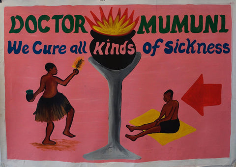 Doctor Mumuni We Cure All Kinds of Sickness