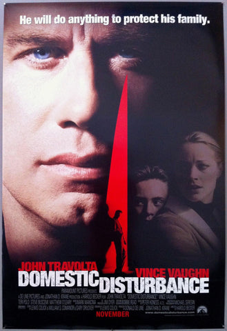 Domestic Disturbance - Poster Museum