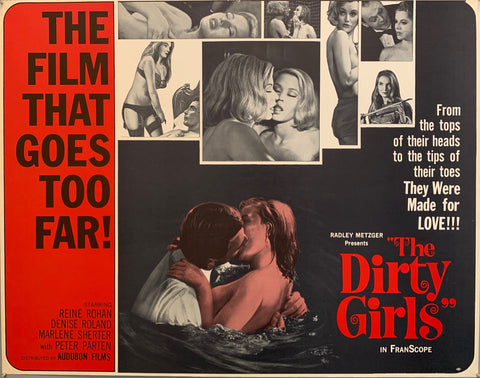 The Dirty Girls Film Poster