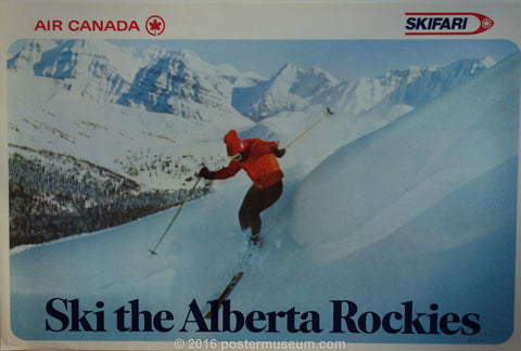 Air Canada Ski the Alberta Rockies