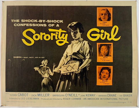 Sorority Girl Poster