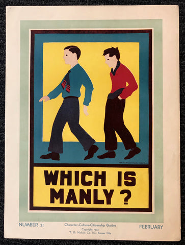 Which is Manly?