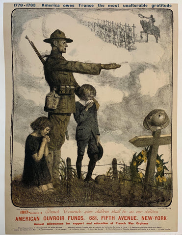 America WW1 - Poster Museum