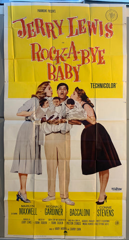 Jerry Lewis in Rock-A-Bye Baby