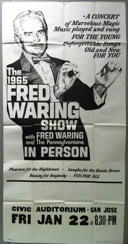 The 1965 Fred Waring Show