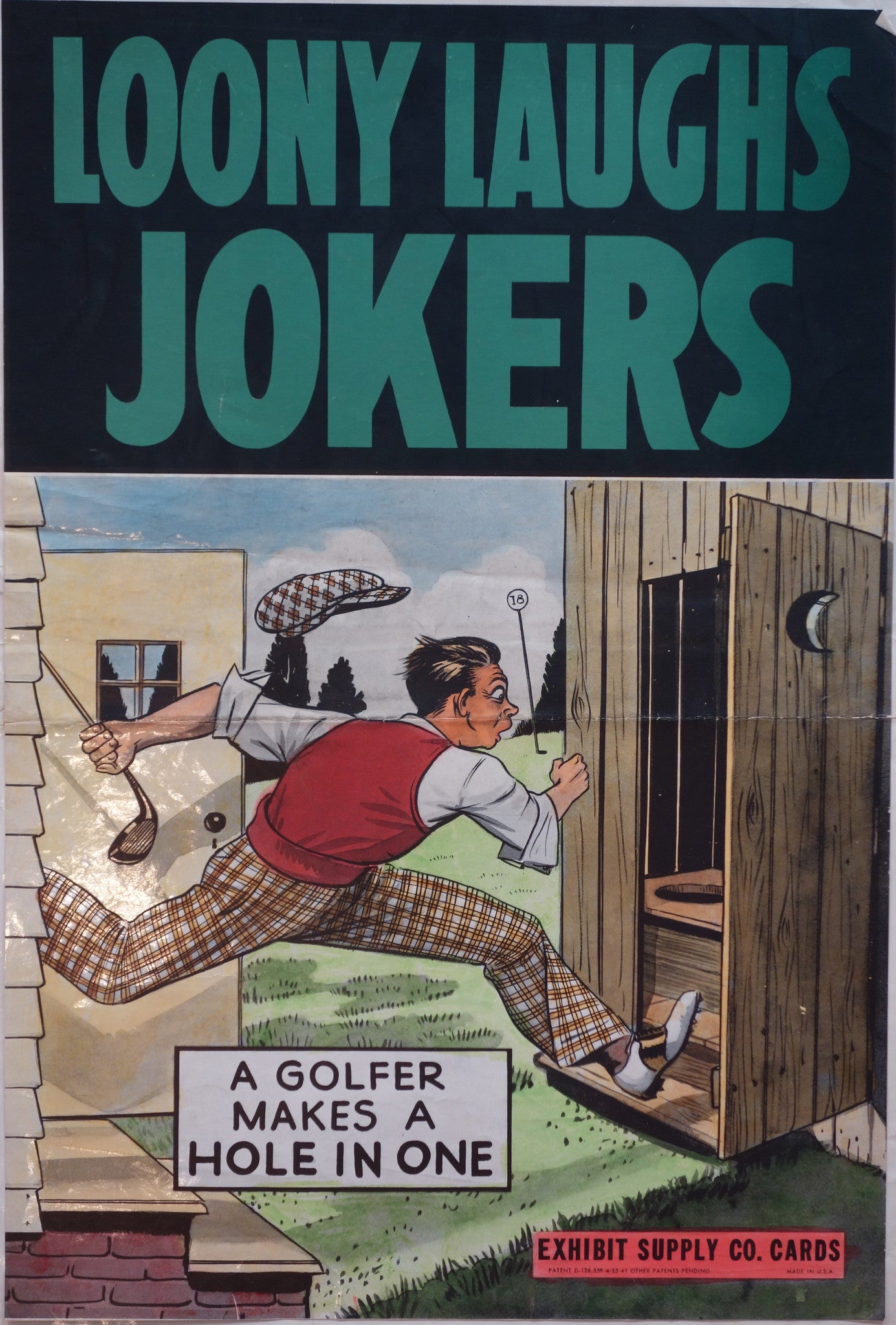 Loony Laughs Jokers