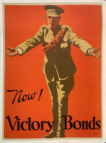 Now! Victory Bonds