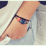 Small Eye Bracelet by Mono&Me