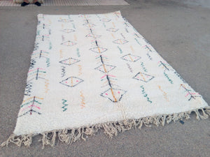Azilal Carpet - 330x220cm - JANINA - Natural Wool - Azilal8