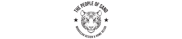 The People Of Sand - Décoration marocaine