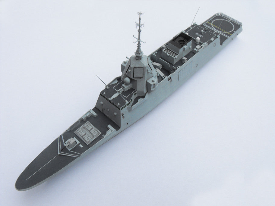 1/700 French Aquitaine FREDA Class Frigate (Air Defence)