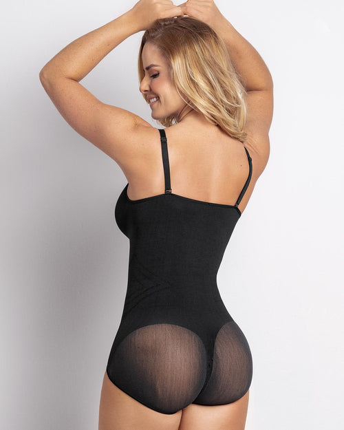 Invisible Bodysuit Shaper with Super Comfy Compression