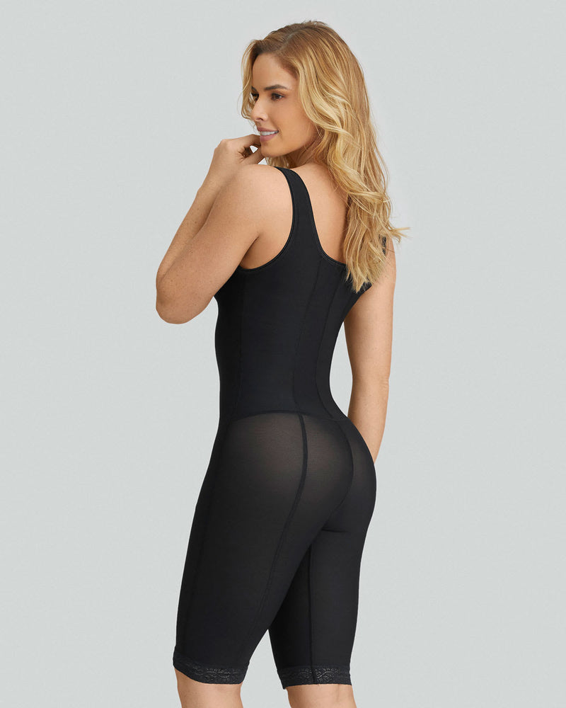 Full Body Power Slimmed Body Shaper