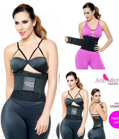 Strapless Short Firm Body Shaper with Butt Lifter-Firm Compression