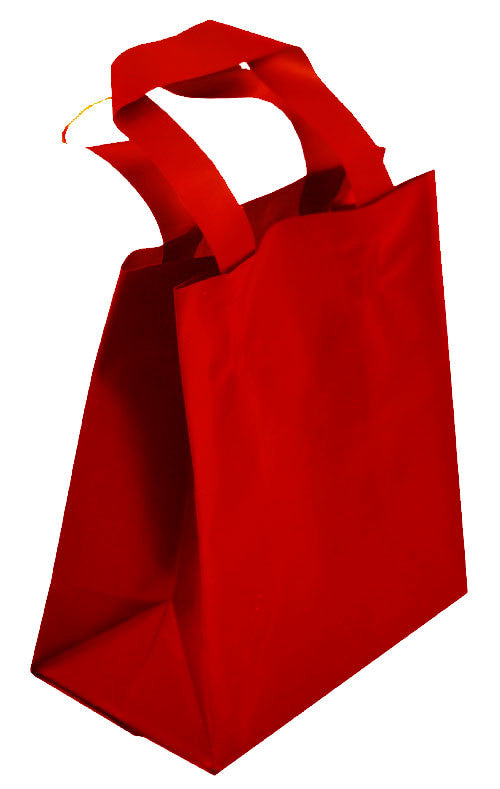 Tinted Opaque Shopping Bags