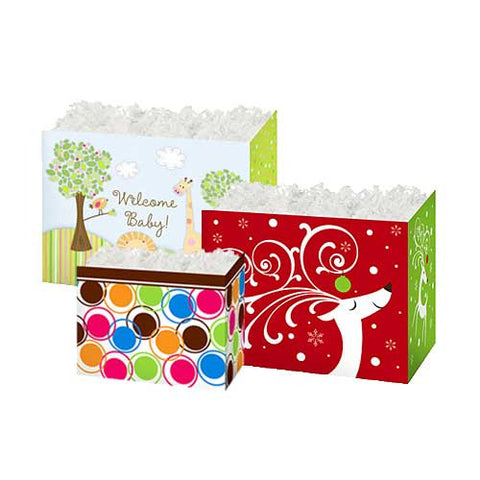 Pattern Theme Boxes