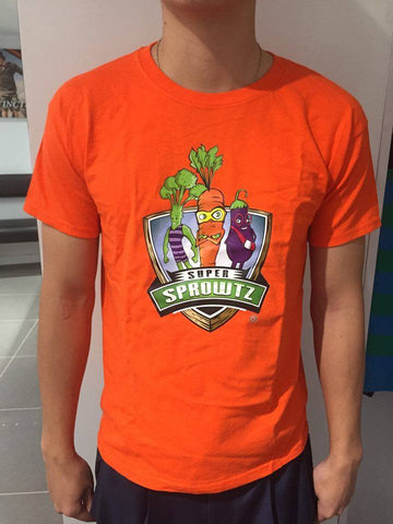 Super Sprowtz Short Sleeve T-Shirt
