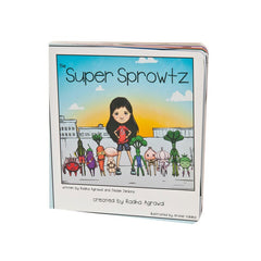 Vol. 0: The Super Sprowtz Board Book