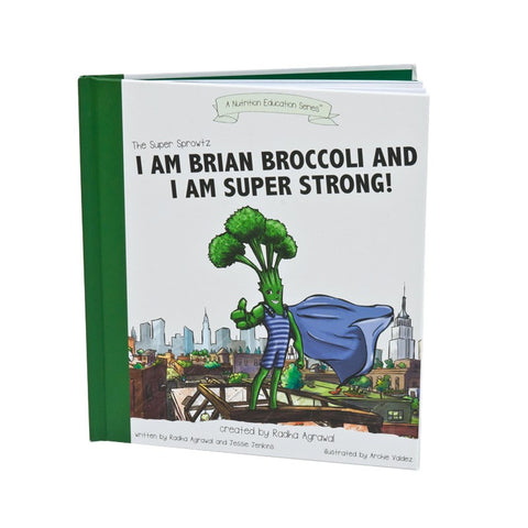 Vol. 2: I Am Brian Broccoli and I Am Super Strong (Picture / Adventure Book)