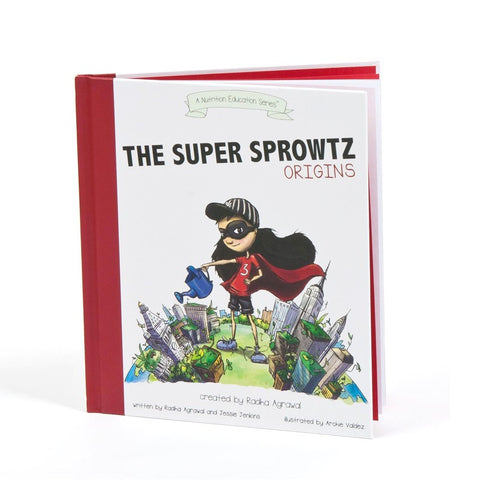 Vol. 1: The Super Sprowtz Origins (Picture / Adventure Book)